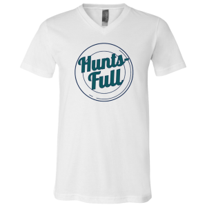 HuntsFull Unisex V-Neck T-Shirt