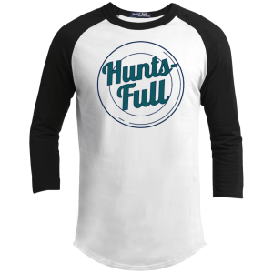 HuntsFull Unisex Baseball T-Shirt